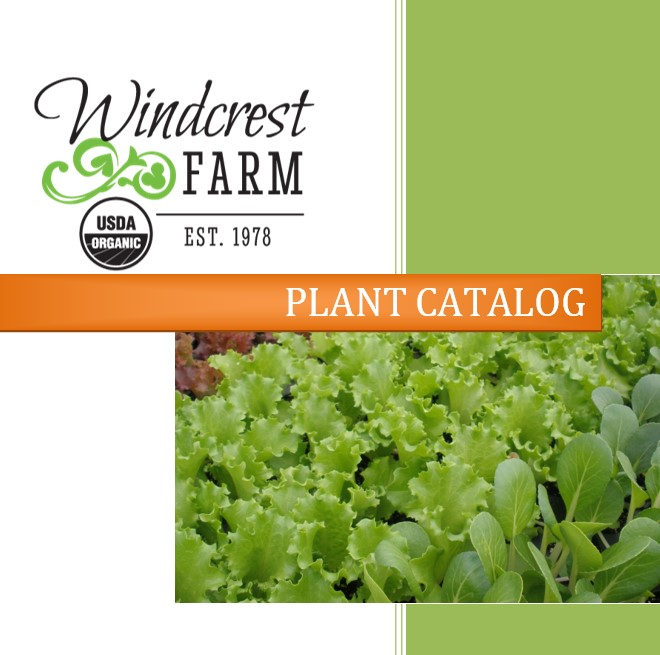 Windcrest Farm Plant Catalog